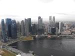 Singapur desde la terraza del hotel Marina Bay (Jose Ferri)