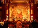 Interior tempo budista en Chinatown Singapur (Jose Ferri)