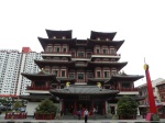 Tempo budista en Chinatown Singapur (Jose Ferri)