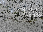 Entrada Jardín botánico Singapur (Jose Ferri)