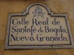 Ceramica Calle Bogota