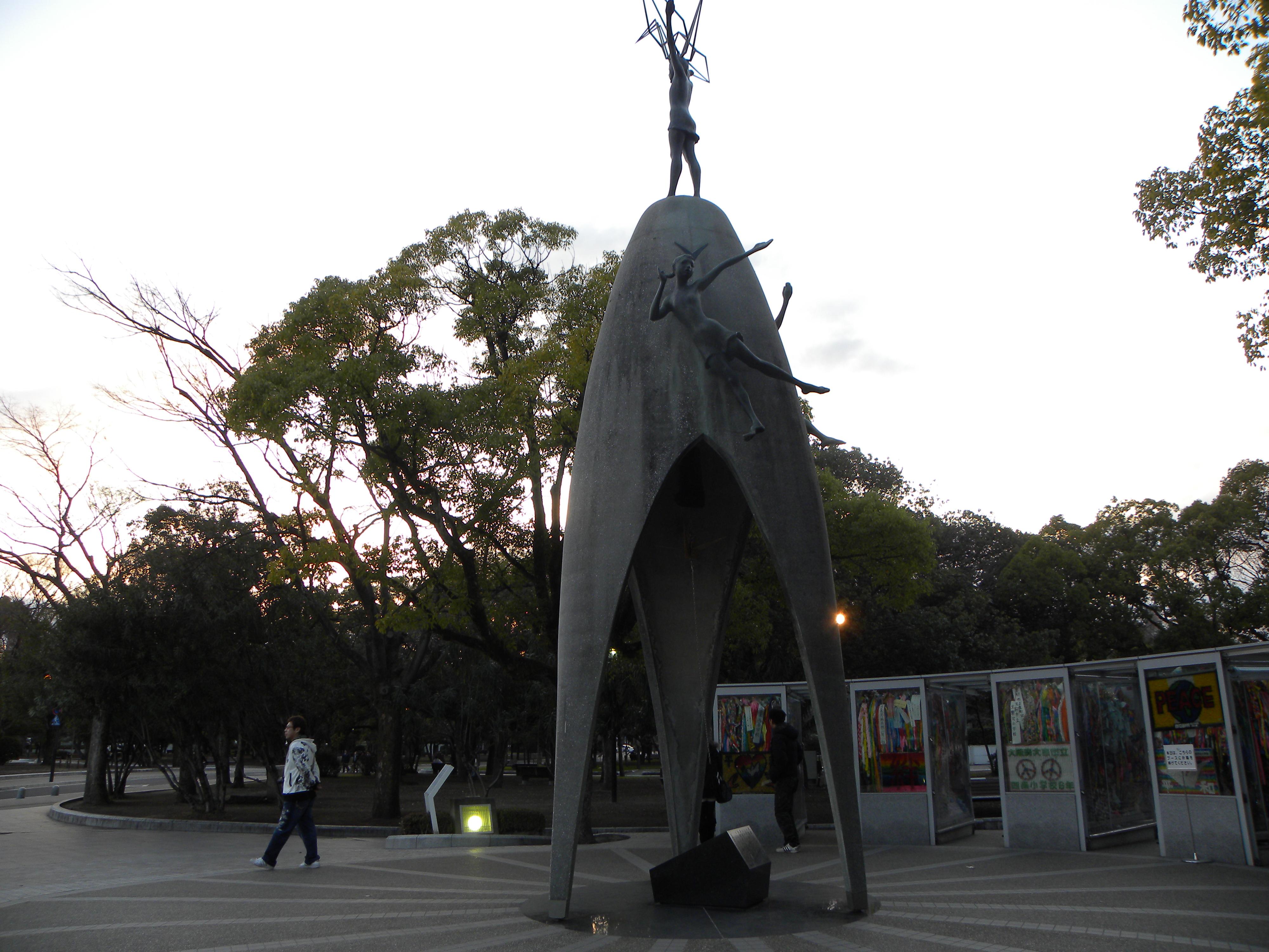 Las grullas de papel de Sadako Sasaki | Voyage addicted ... - photo#23