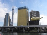 Edificio Asahi y torre de tokyo (Jose Ferri)