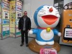 En la Asahi TV con Doraemon (Jose Ferri)