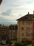 habitacion con vistas 2: desde casa Francis Lausanne