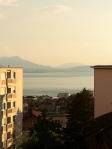habitacion con vistas: desde casa Francis Lausanne