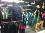 Moda femenina latex