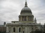St. Paul desde la terraza de One New Change London (Jose Ferri)