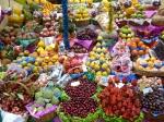 Frutas en el mercado (Jose Ferri)