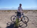 En bici por el desierto (Jose Ferri)