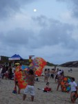 Praia Mole dancing (Jose Ferri)