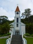 Iglesia de la playa secreta Itajai (Jose Ferri)