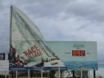 Obras del Volvo Ocean Race Village, Itajai (Jose Ferri)