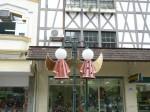 Angeles farola en Blumenau (Jose Ferri)