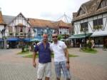 Con Nasser en Blumenau (Jose Ferri)