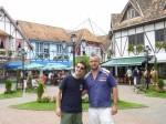Con Miguel en Blumenau (Jose Ferri)