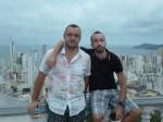 Con Nasser Cristo da Luz (Jose Ferri)