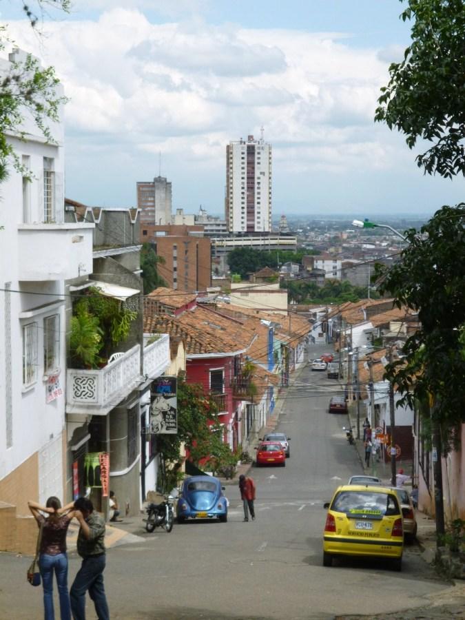 Barrio san antonio cali jose ferri voyage addicted for Barrio el jardin cali colombia