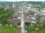 Calle Real de Salento desde el mirador (Jose Ferri)