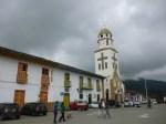 Plaza de Bolivar en Salento (Jose Ferri)