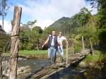 Primer puente del rio Cocora (Jose Ferri)