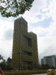 Edificio Plaza de la Libertad Medellin (Jose Ferri)