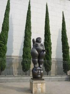 Plaza de Botero 3 (Jose Ferri)