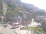 La virgen de los Sicarios desde el Metrocable de Medellin (Jose Ferri)