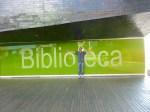 En la biblioteca España de Medellin (Jose Ferri)
