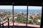 Vistas desde la cama de Neruda en Valpo (Jose Ferri)