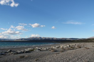 Lago Sarmiento y los trombolitos (Jose Ferri)