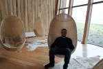 Jose Ferri en hotel Tierra Patagonia