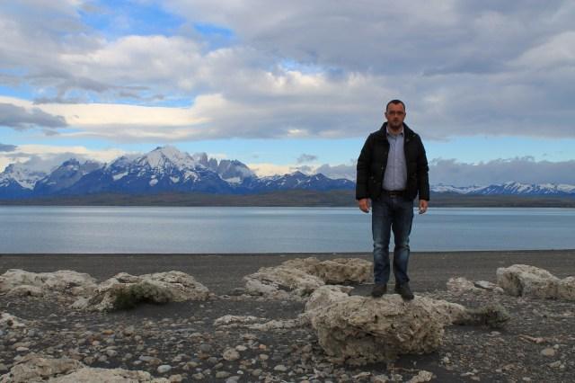 Jose Ferri en Patagonia