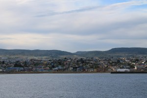 Saliendo de Punta Arenas (Jose Ferri)