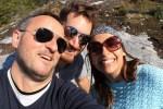 Simon, Elyeen y Jose Ferri