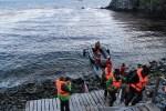 Llegando a Isla de Hornos (Jose Ferri)