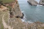 Acantilado puente almas Chiloe_Jose Ferri