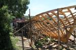 Barco en construccion Mechuque_Jose Ferri