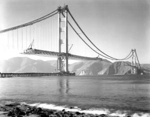 Construyendo el Golden Gate