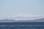 Cordillera nevada desde el mar_Jose Ferri
