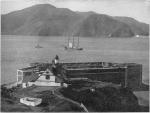 Estrecho Golden Gate sin puente