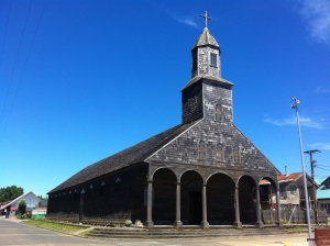 Iglesia de Cucao_Jose Ferri