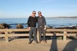 Miguel y Jose Ferri en bird rock