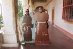 Monjes en Mision Santa Barbara_Jose Ferri