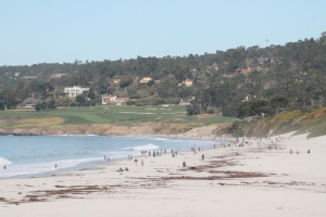 Playa Carmel con Pebble beach golf_Jose Ferri