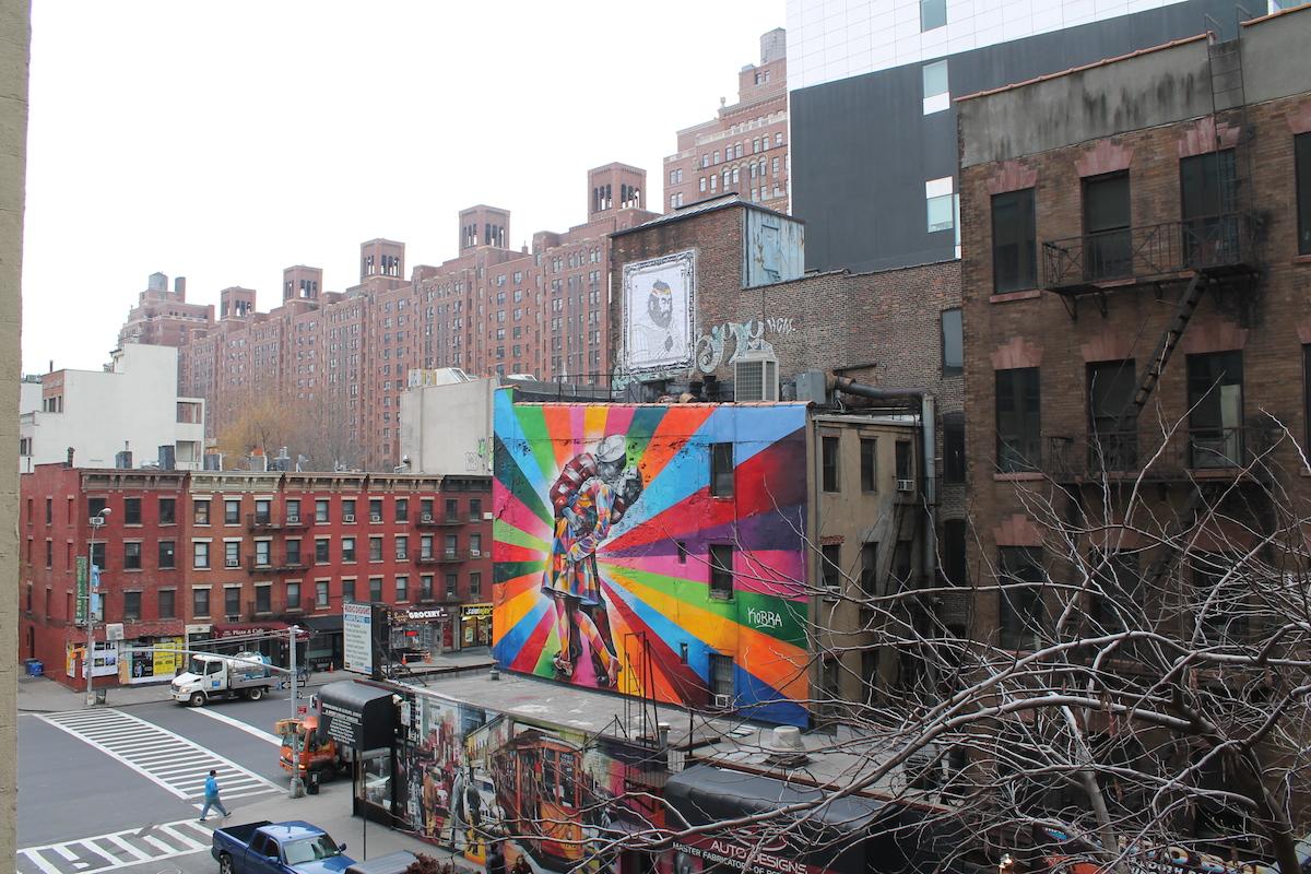 Arte Urbano New York High-line-new-york-arte-urbano